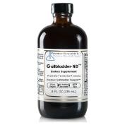 Gallbladder-ND TM, 94 Servings, Liquid, Vegan Product - Probiotic-Fermented Formula for Premier Gallbladder Support