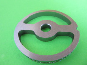 #5 size Kidney Sausage Stuffing disc plate for Chefs Choice Smokehouse Chef Meat grinder