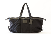 PERSU COLLECTION Men's/Unisex Gym and Weekender Bag - Black