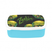 D-Story Zombie Children's Lunch Box Leakproof Bento Lunch Box Food Container