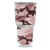 MightySkins Protective Vinyl Skin Decal for SIC 890ml Tumbler (Seriously Ice Cold) wrap cover sticker skins Brown Camo
