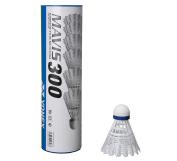 Yonex Mavis 300 Badminton Sports Shuttles Durable Nylon Shuttlecocks White