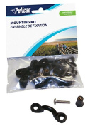 Pelican Mounting Kit Accessories , Black