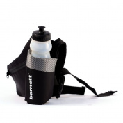 BACKPACK-04 Multifunction Sport Bottle Waist Bag, Black, barnett