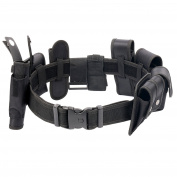 YaeKoo Black Law enforcement modular equipment system security military tactical duty utility belt
