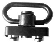 Sling Swivel Push Button Quick Detach with Keymod Adapter Green Blob Outdoors