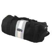 NBA San Antonio Spurs Black Rugby Duffel Bag