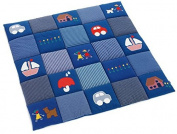 Siam Osen Fabric Play Mat 120 x 120 cm