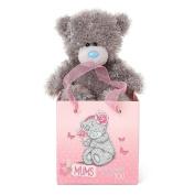 13cm Mum Me to You Bear In Bag