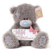 25cm Mum Plaque Me to You Bear