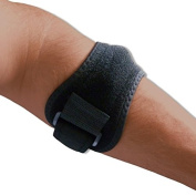 Tennis / Golfer's Elbow Support with Removable Pressure Pad [version:x6.5] by DELIAWINTERFEL