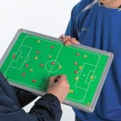 New Football Coaching & Training Aid Medium Magnetic Soccer Coaching Board
