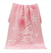 Beautiful Elegant Absorbent Children Girls Baby Bath Towels Blanket Mat Towel