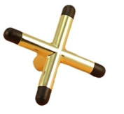 Kelly's Eye Brass Cross Snooker Rest