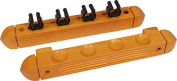 Maple Cue Rack for 4 Cues