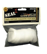 SEAL 1 1010 Cleaning Patches for 0.270-0.35 Calibre