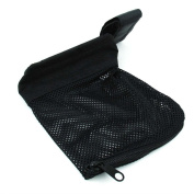 Tactical Deluxe Mesh Brass Shell Catcher with Zippered Bottom