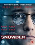 Snowden [Regions 1,2,3] [Blu-ray]