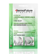 DermoFuture Precision FIRM BUST firming peeling and mask Effect Push up