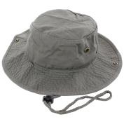 Olive_(US Seller)Cotton Hat Boonie Bucket Cap Summer Men Women