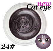 Cat Eye Gel Colour UV Magnetic - # 24