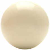 American Shifter 96060 Ivory Billiard Cue Ball Custom Shift Knob