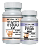 Tim's PAGG Stack - The True Version of Tim Ferriss' 4 Hour Body Fat Burning Supplement - Build Muscle and Lose Weight
