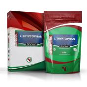 L-Tryptophan 500mg | 60 Capsules | HPMC Vegetarian and Vegan Friendly Pack.