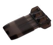 Cameo Drop Sleeve Version 2 Lifestyle Dart Case - Clear Black - Dart Brokers flights shafts tips steel soft