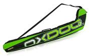 Oxdog M3 Floorball Stickbag, Green/Black