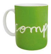 laroom 13644 - Share Mug - Green