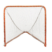 STX Lacrosse Folding Backyard Lacrosse Goal, Orange, 1.2m x 1.2m