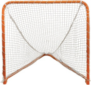 STX Lacrosse Folding Backyard Lacrosse Goal, Orange, 1.8m x 1.8m