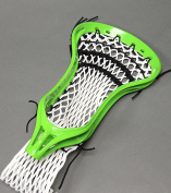 Warrior Swarm Lacrosse Head Strung Green/Black LAX X Spec (NEW) Lists For $99.99