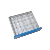 Gima 27470 Kit Divider Drawer, 8 Compartments