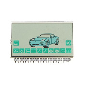 yongse Russian Version A9 Starline Remote Display LCD Two way car