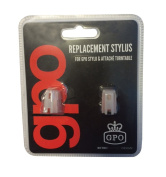 2 Pack Spare Needles for GPO Stylo and Attache