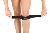 Patella Knee Strap for Knee Pain Relief for Hiking, Soccer, Basketball, Volleyball & Squats