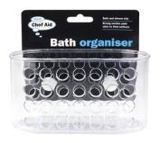Chef Aid Bath Organiser, Clear