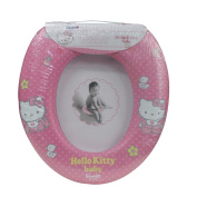 Hello Kitty Kids Padded Toilet Training Seat