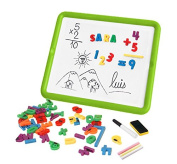 Miniland 97935 Magnetic Board Numbers and Letters Set
