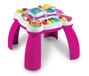 LeapFrog 81672 Press, Slide, Pull and Spin Colourful Instruments and Shapes with The Learn & Groove Musical Table!