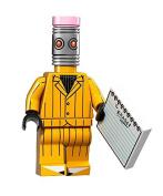 Lego The Batman Movie - ERASER Minifigure - 71017