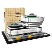 "LEGO Architecture 53430cm Solomon R. Guggenheim Museum"" Building Set"