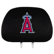 MLB Los Angeles Angels Auto Headrest Covers Set of Two
