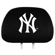 New York Yankees Headrest Covers (Set of 2) by ProMark