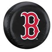 MLB Boston Red Sox Tyre Cover, Black, Large