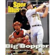 Steiner Sports MLB Saint Louis Cardinals Mark McGwire Big Bopper SI Cover
