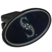 MLB Seattle Mariners Plastic Hitch Cover
