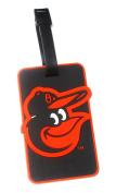 Baltimore Orioles - MLB Soft Luggage Bag Tag